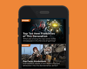 GameTrailers – Web & UI